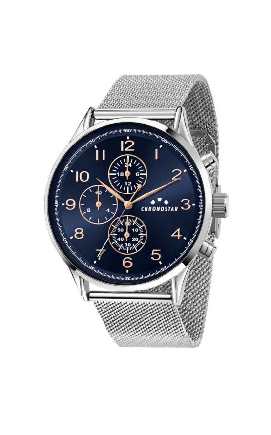 CHRONOSTAR R3753300003 Ανδρικό Ρολόι Quartz Multi-Function