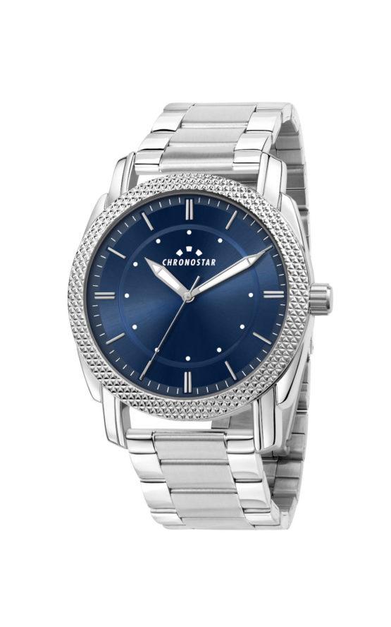 CHRONOSTAR R3753301002 Ανδρικό Ρολόι Quartz Ακριβείας