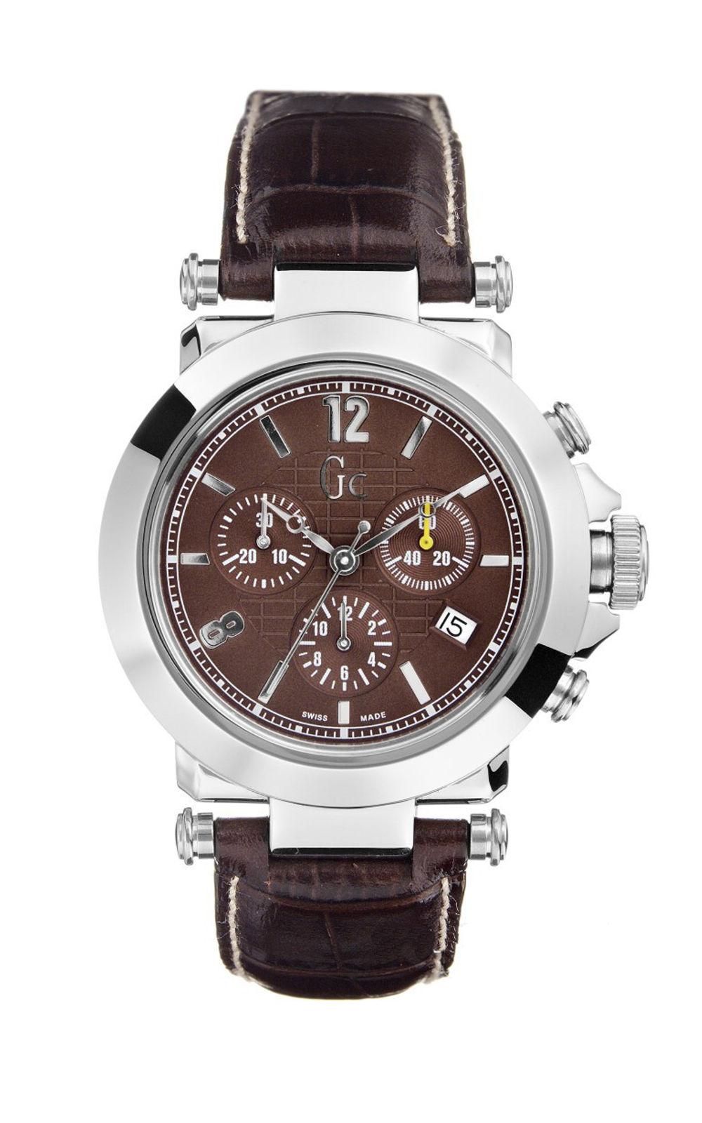 GC I31000G3 Ανδρικό Ρολόι Quartz Χρονογράφος Ακριβείας 1792a3127fb