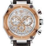 GC X10001G1S Ανδρικό Ρολόι Quartz Χρονογράφος Ακριβείας