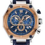 GC X10002G7S Ανδρικό Ρολόι Quartz Χρονογράφος Ακριβείας