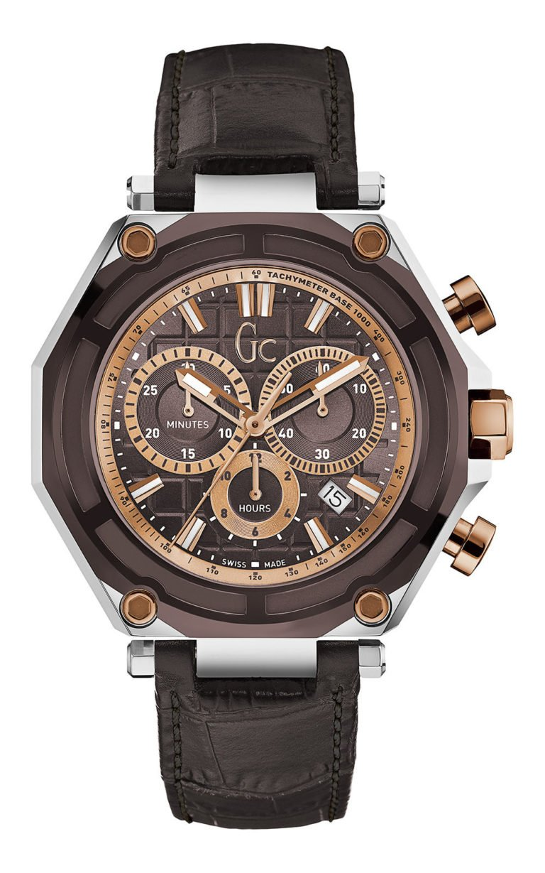 GC X10003G4S Ανδρικό Ρολόι Quartz Χρονογράφος Ακριβείας