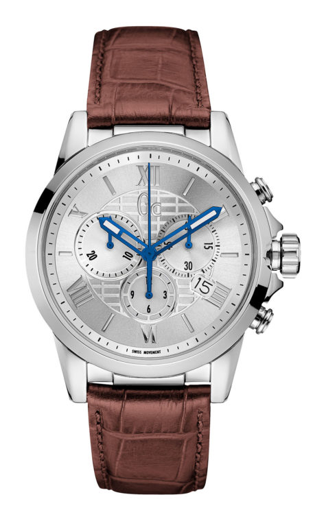 GC Y08005G1 Ανδρικό Ρολόι Quartz Χρονογράφος Ακριβείας