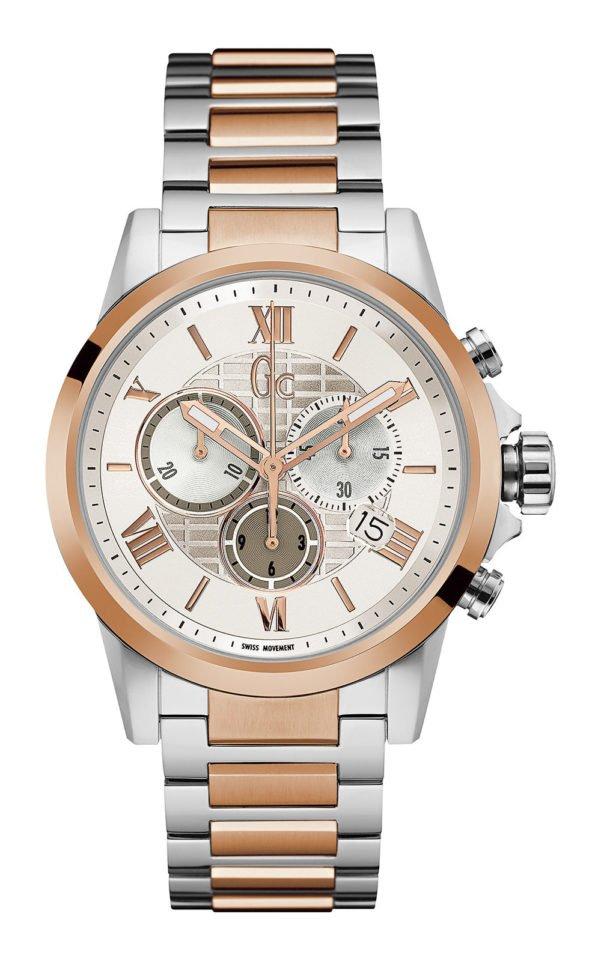 GC X10002G7S Ανδρικό Ρολόι Quartz Χρονογράφος Ακριβείας ae2dc4049ce