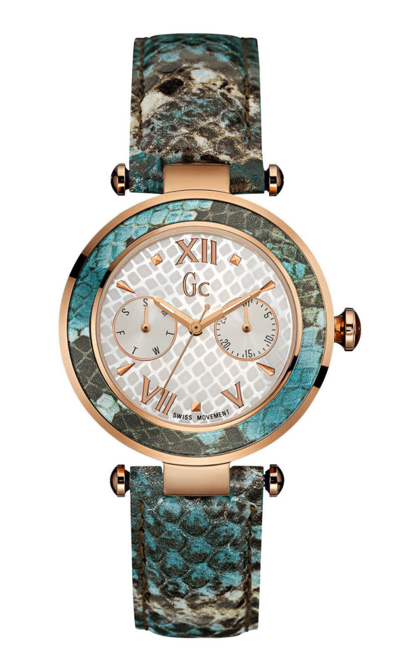 GC Y09002L1 Γυναικείο Ρολόι Quartz Multi-Function