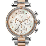 GC Y16002L1 Γυναικείο Ρολόι Quartz Χρονογράφος Ακριβείας