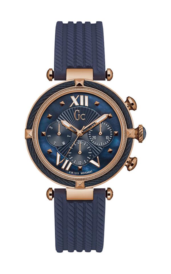 GC Y16005L7 Γυναικείο Ρολόι Quartz Multi-Function 1500