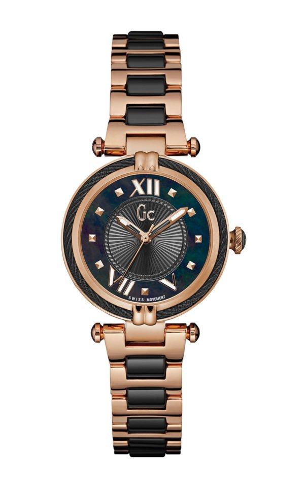 GC Y18013L2 Γυναικείο Ρολόι Quartz Ακριβείας