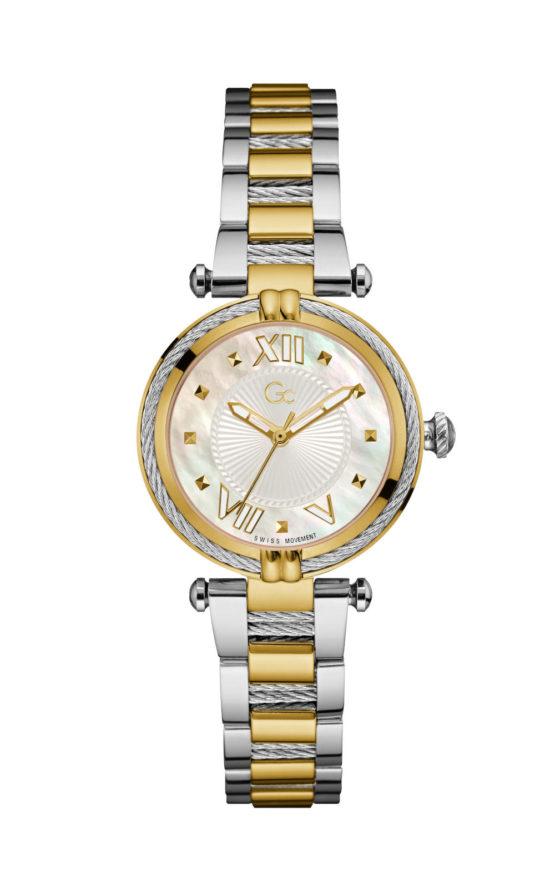 GC Y18020L1MF Γυναικείο Ρολόι Quartz Ακριβείας