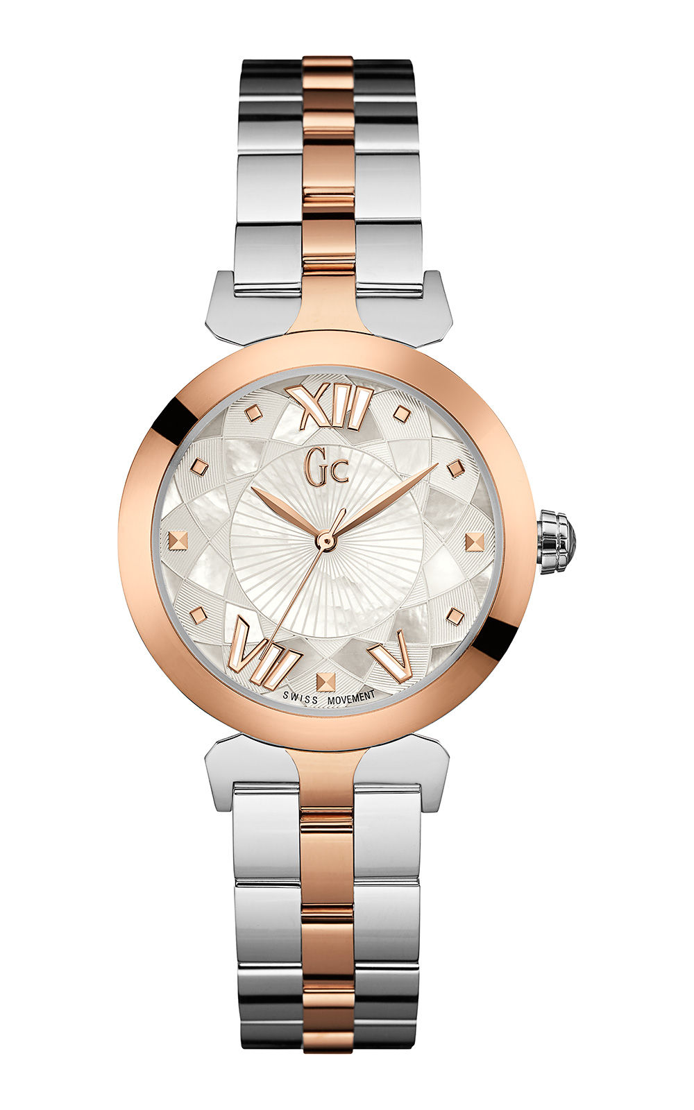 GC Y19002L1 Γυναικείο Ρολόι Quartz Ακριβείας