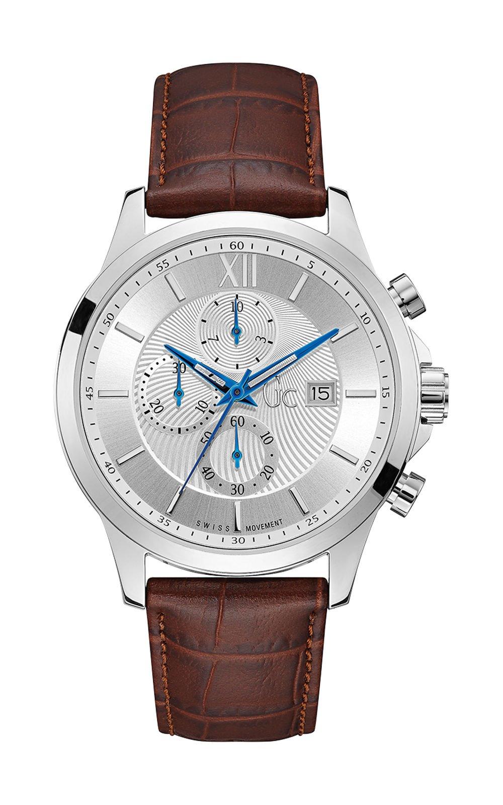 GC Y27002G1 Ανδρικό Ρολόι Quartz Χρονογράφος Ακριβείας