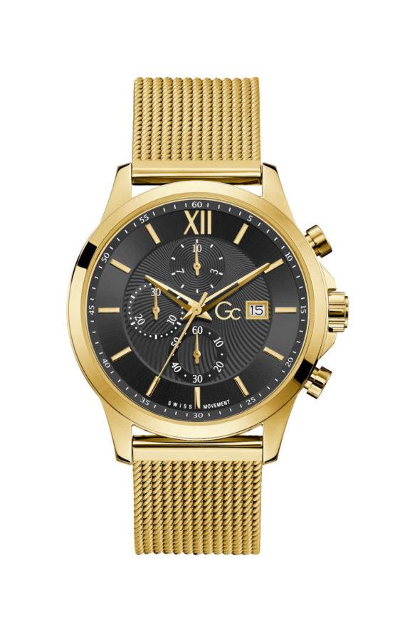 GC Y27008G2MF Ανδρικό Ρολόι Quartz Χρονογράφος Ακριβείας