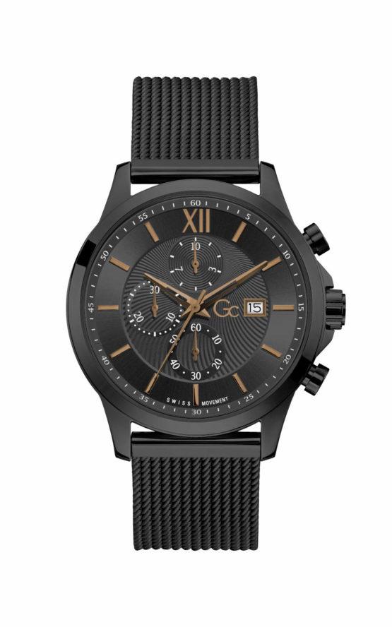 GC Y27009G2MF Ανδρικό Ρολόι Quartz Χρονογράφος Ακριβείας