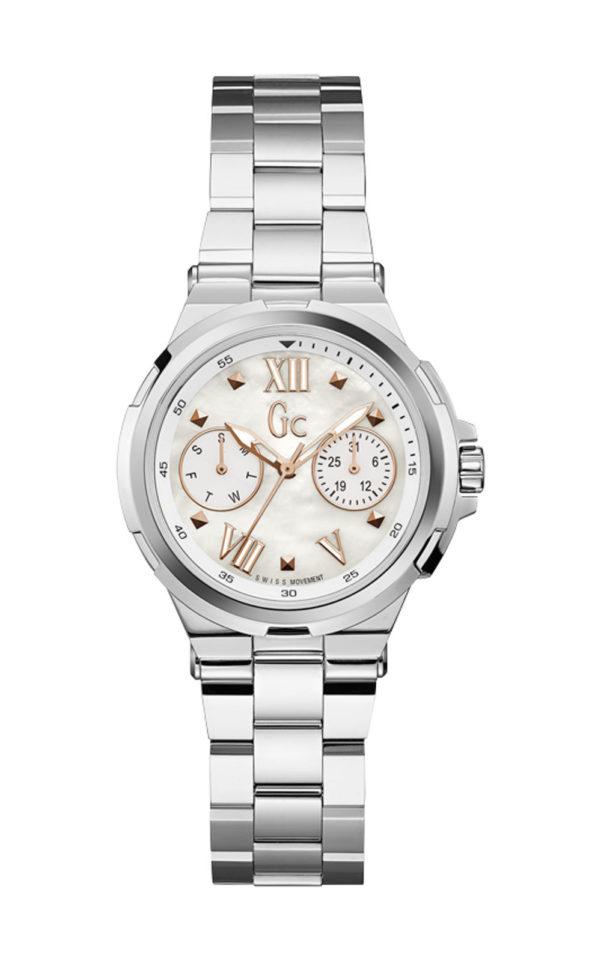 GC Y29001L1 Γυναικείο Ρολόι Quartz Multi-Function