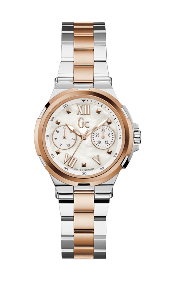 GC Y29001L2 Γυναικείο Ρολόι Quartz Multi-Function