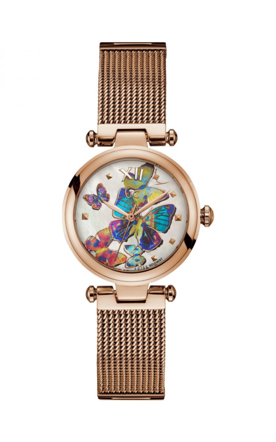 GC Y31011L1 Γυναικείο Ρολόι Quartz Ακριβείας