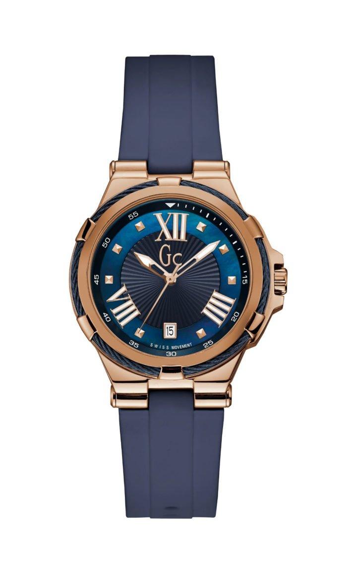 GC Y34001L7 Γυναικείο Ρολόι Quartz Ακριβείας
