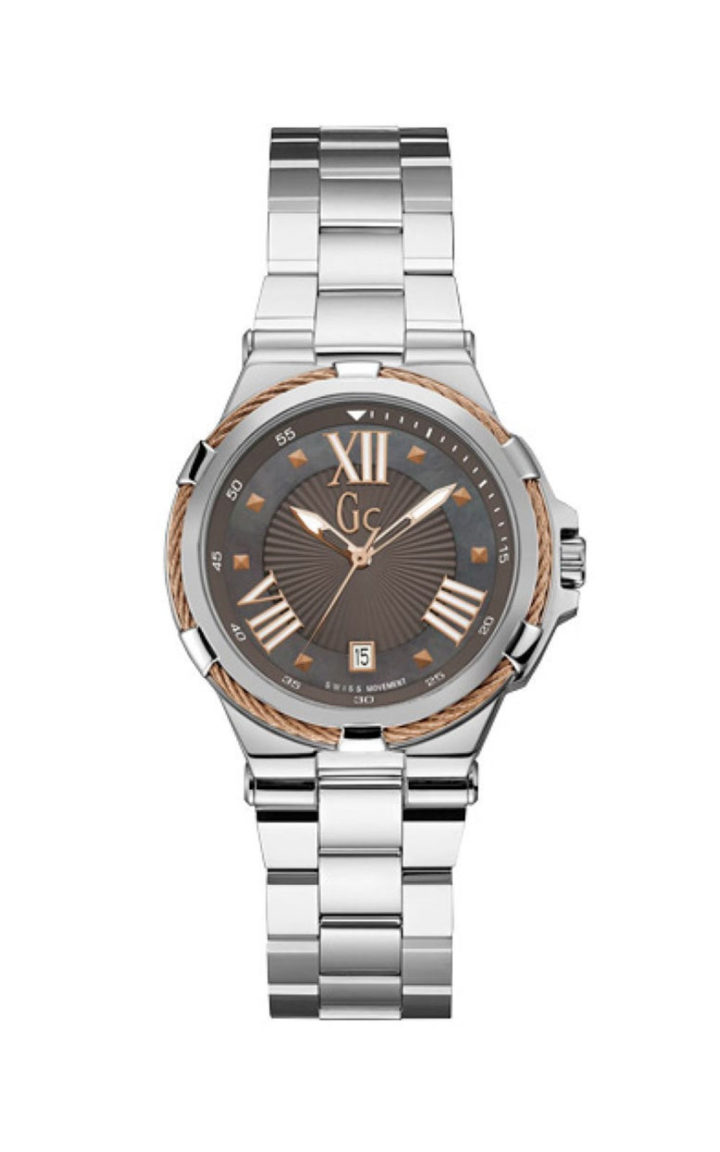 GC Y34006L5 Γυναικείο Ρολόι Quartz Ακριβείας