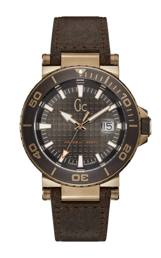 GC Y36001G5 Ανδρικό Ρολόι Quartz Ακριβείας