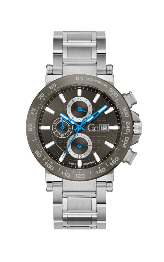 GC Y37011G5MF Ανδρικό Ρολόι Quartz Χρονογράφος Ακριβείας