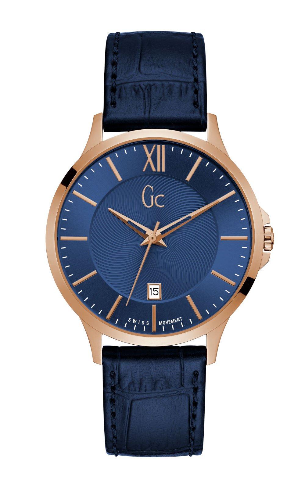 GC Y38002G7 Ανδρικό Ρολόι Quartz Ακριβείας 0fad35b95ac