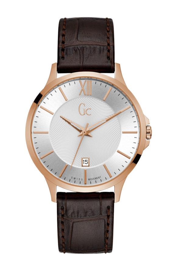 GC Y38003G1 Ανδρικό Ρολόι Quartz Ακριβείας