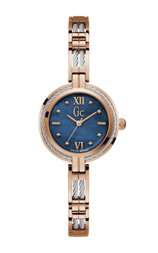 GC Y39002L7 Γυναικείο Ρολόι Quartz Ακριβείας
