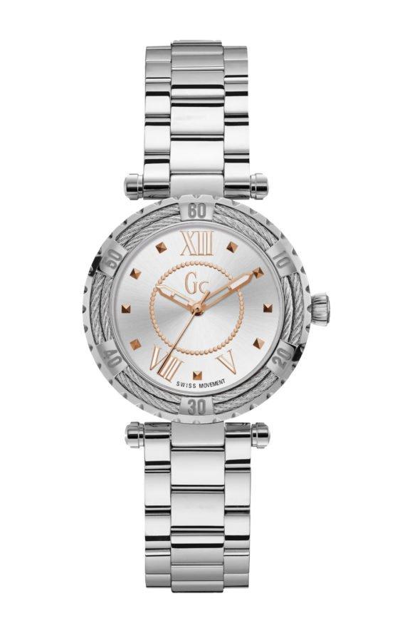 GC Y41001L1 Γυναικείο Ρολόι Quartz Ακριβείας
