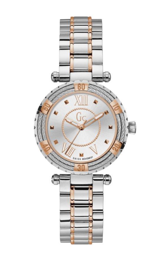 GC Y41003L1 Γυναικείο Ρολόι Quartz Ακριβείας