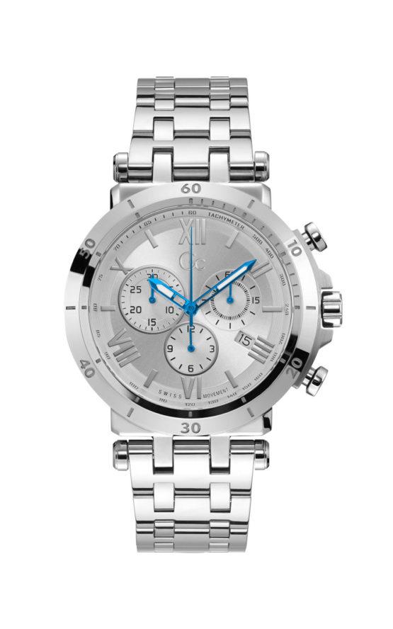 GC Y44004G1MF Ανδρικό Ρολόι Quartz Χρονογράφος Ακριβείας
