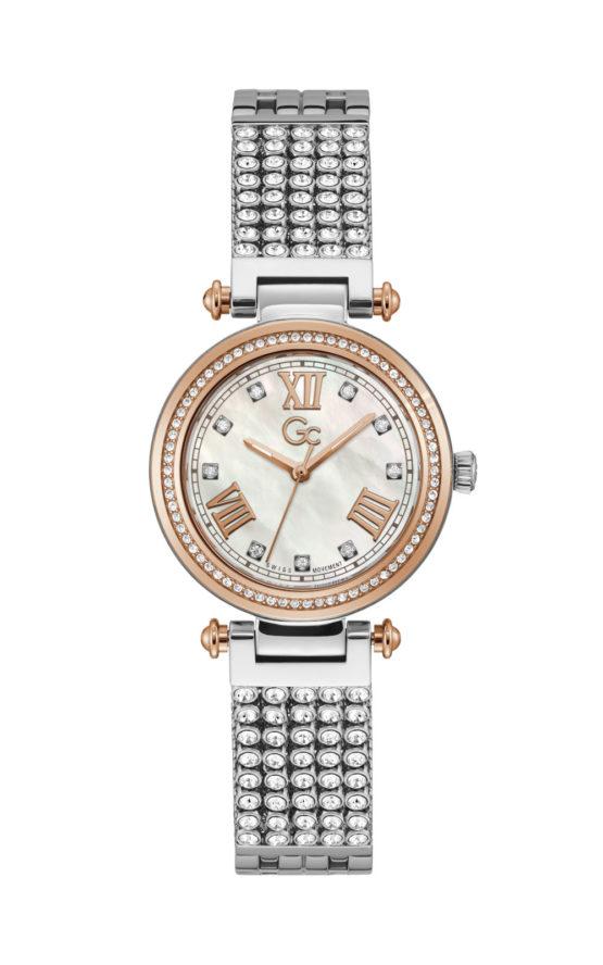 GC Y47009L1MF Γυναικείο Ρολόι Quartz Aκριβείας