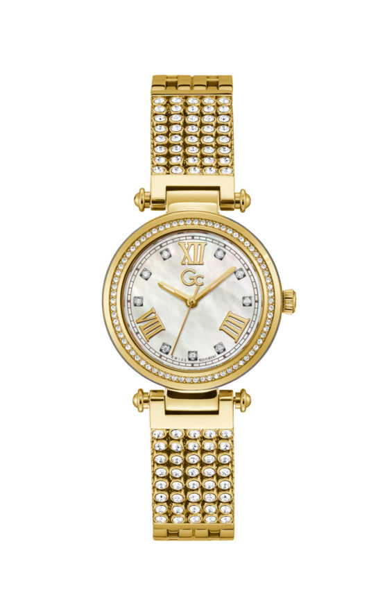GC Y47010L1MF Γυναικείο Ρολόι Quartz Ακριβείας