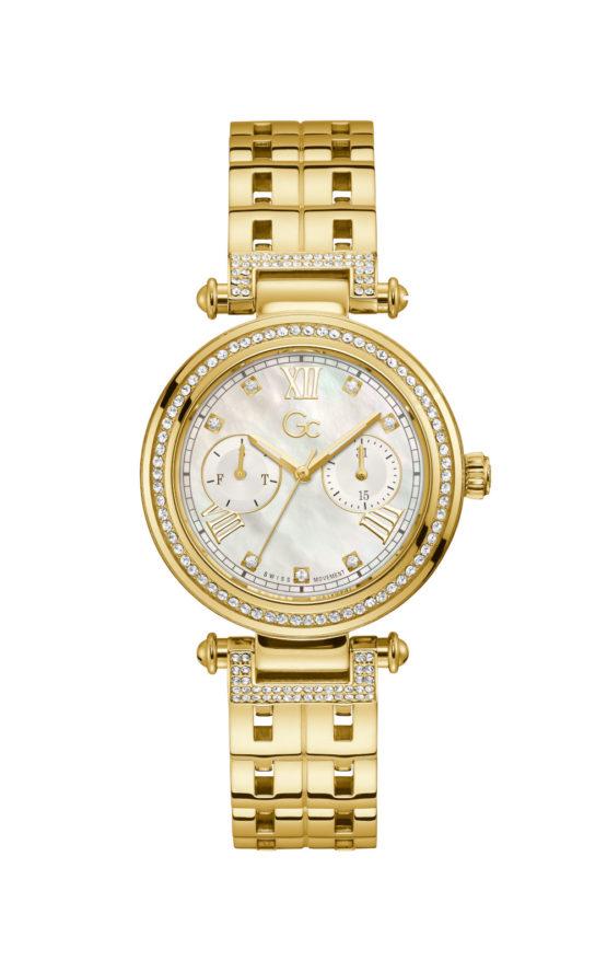GC Y47010L1MF Γυναικείο Ρολόι Quartz Multi-Function Ακριβείας