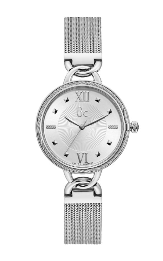 GC Y49001L1MF Γυναικείο Ρολόι Quartz Ακριβείας