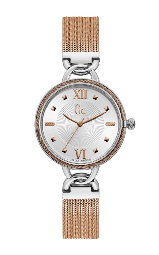 GC Y49002L1MF Γυναικείο Ρολόι Quartz Ακριβείας