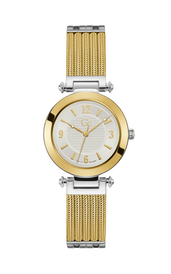 GC Y59005L1MF Γυναικείο Ρολόι Quartz Ακριβείας