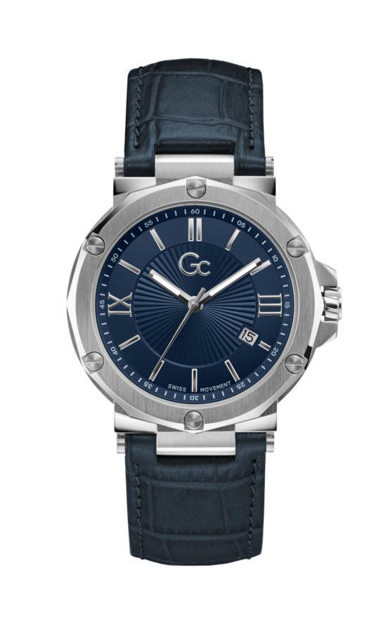 GC Y61004G7MF Ανδρικό Ρολόι Quartz Ακριβείας
