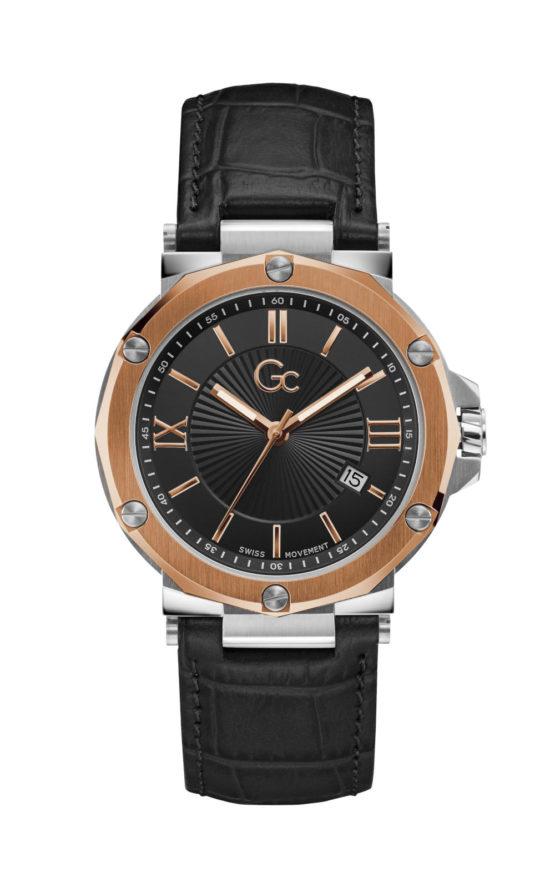 GC Y61005G2MF Ανδρικό Ρολόι Quartz Ακριβείας