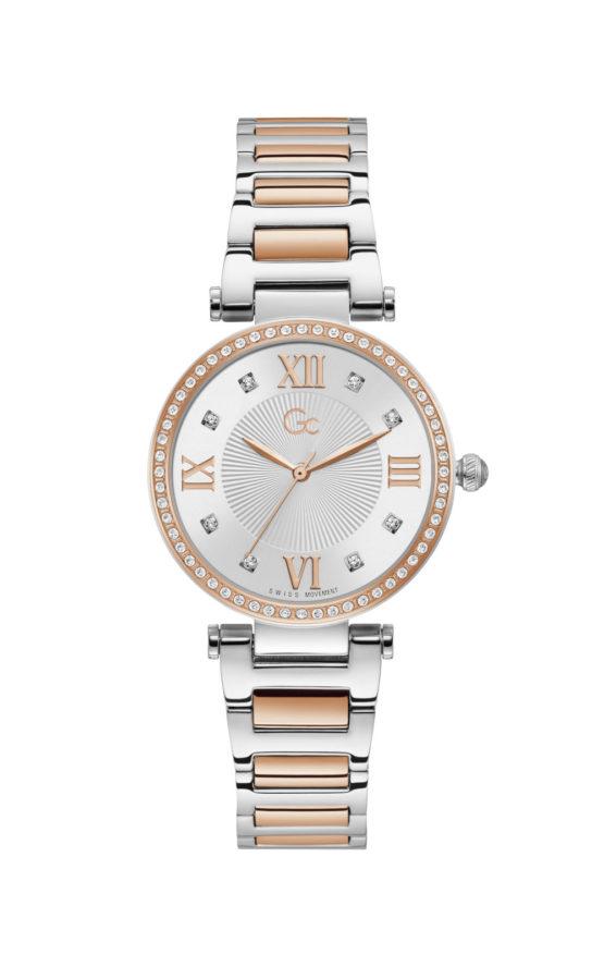 GC Y64001L1MF Γυναικείο Ρολόι Quartz Ακριβείας