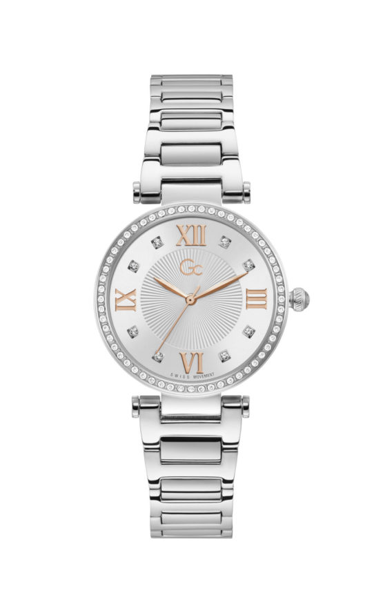 GC Y64004L1MF Γυναικείο Ρολόι Quartz Ακριβείας