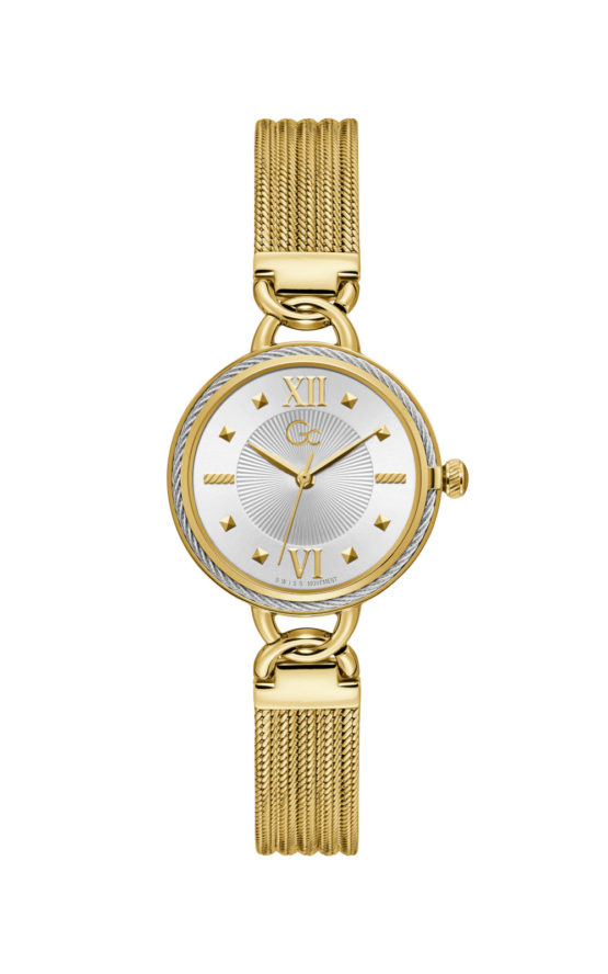 GC Y67003L1MF Γυναικείο Ρολόι Quartz Ακριβείας