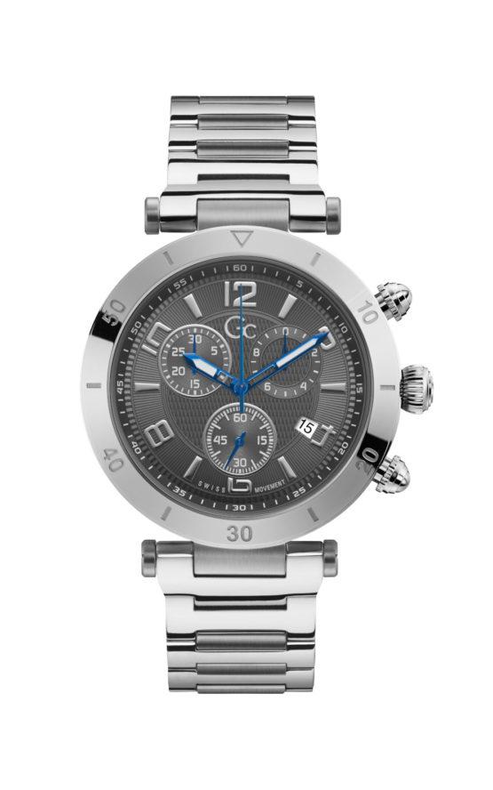 GC Y68001G5MF Ανδρικό Ρολόι Quartz Χρονογράφος Ακριβείας