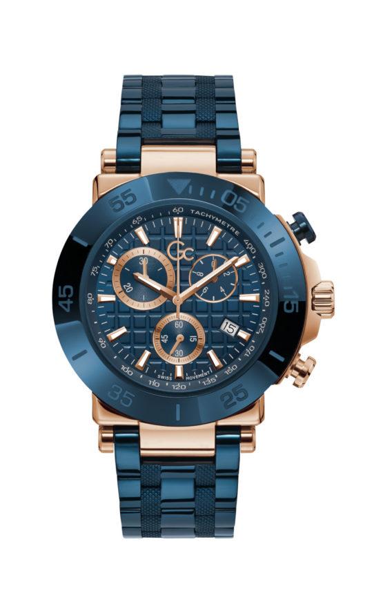GC Y70001G7MF Ανδρικό Ρολόι Quartz Χρονογράφος Ακριβείας (Αντιγραφή)