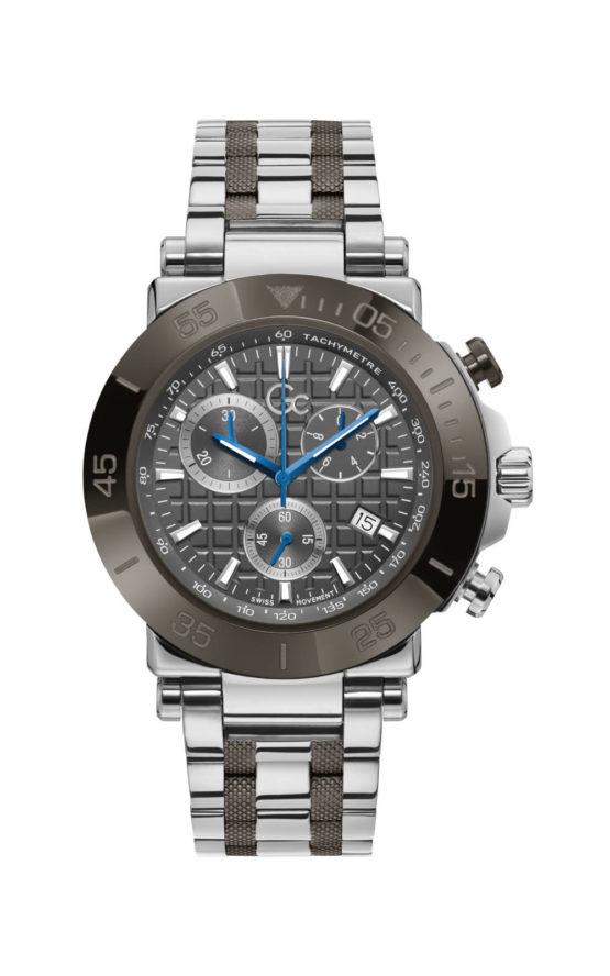 GC Y70003G5MF Ανδρικό Ρολόι Quartz Χρονογράφος Ακριβείας