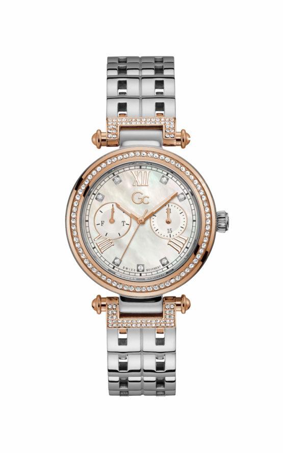 GC Y78003L1MF Γυναικείο Ρολόι Quartz Multi-Function Ακριβείας