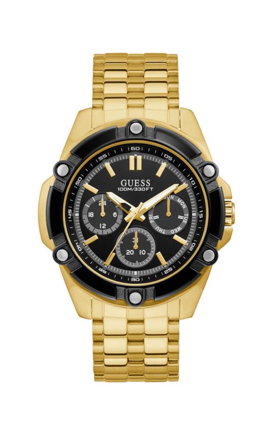 GUESS BOLT GW0210G1 Ανδρικό Ρολόι Quartz Multi-Function