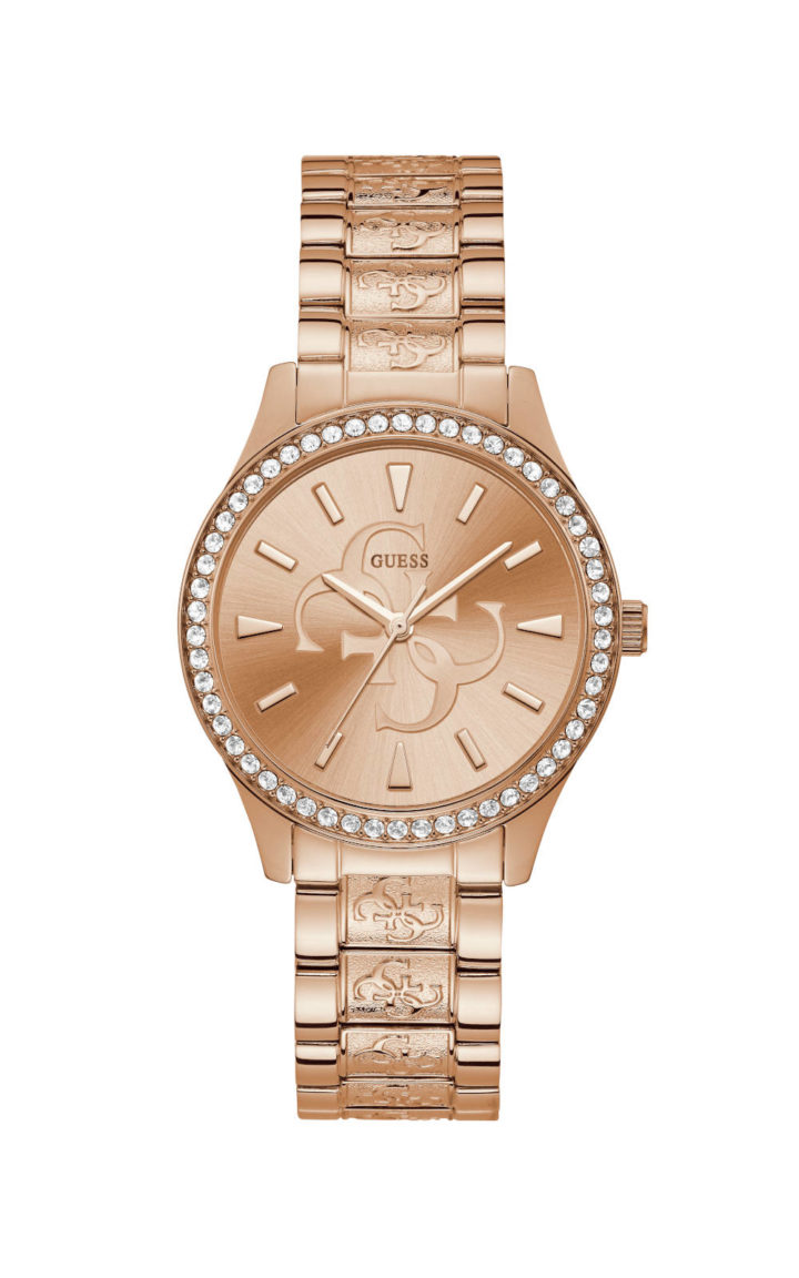 GUESS CASUAL LIFE W1280L3 Γυναικείο Ρολόι Quartz Ακριβείας