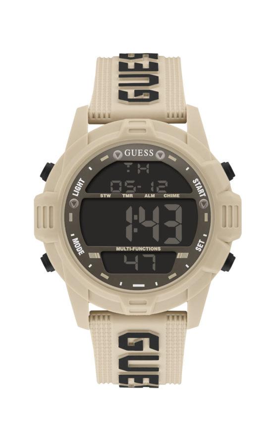 GUESS CHARGE GW0050G5 Ανδρικό Ρολόι Digital