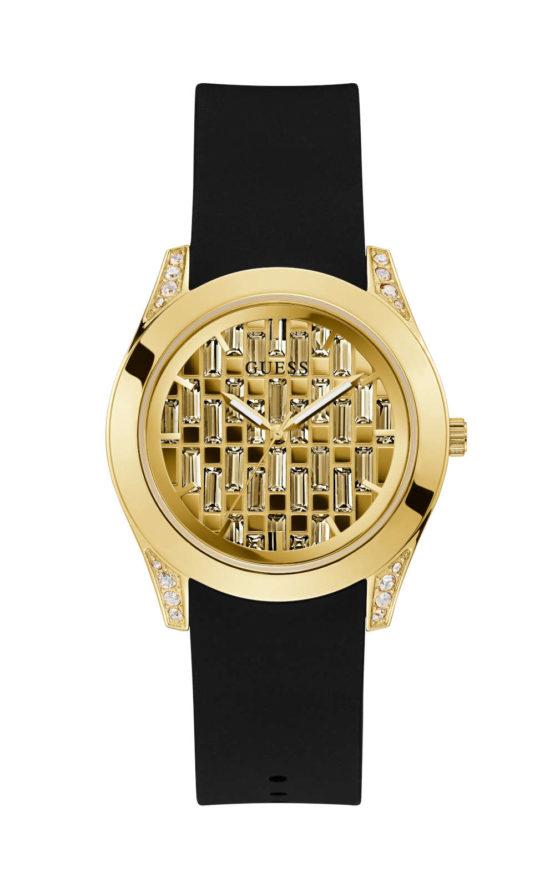 GUESS CLARITY GW0109L1 Γυναικείο Ρολόι Quartz Ακριβείας