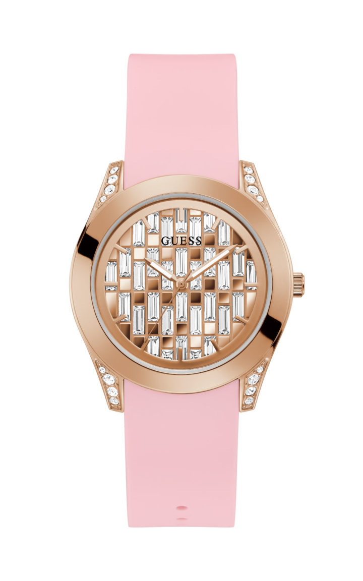 GUESS CLARITY GW0109L2 Γυναικείο Ρολόι Quartz Ακριβείας